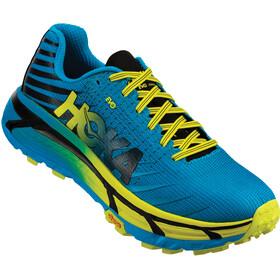 Hoka One One W s Evo Mafate Running Shoes cyan citrus b40e560c8ac68